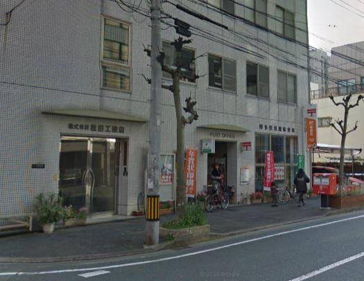 郵便局:奈良屋郵便局 280m