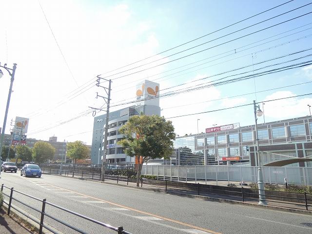 ショッピング施設:イオン笹丘店 1600m
