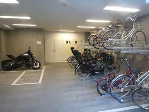 駐輪場ほか