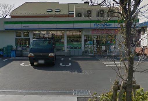 コンビ二:ファミリーマート 深沢五丁目店 266m 近隣