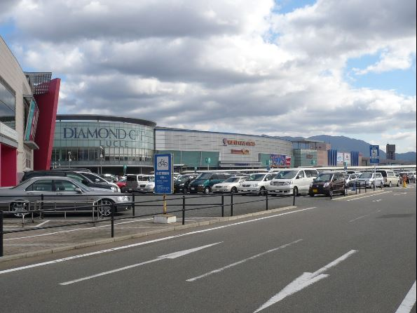 ショッピング施設:イオンモール香椎浜 919m