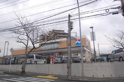 スーパー:西鉄ストア 550m