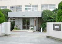 中学校:香椎第二中学校 1100m