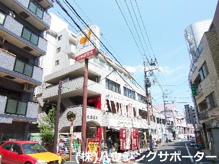 スーパー:グルメシティ 京王八王子店 703m
