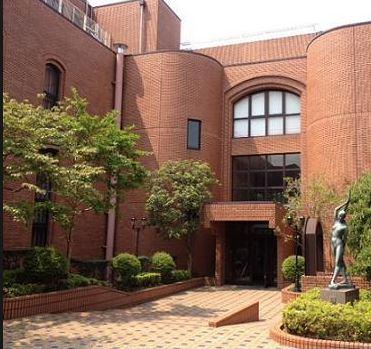 図書館:愛国学園短期大学図書館 1115m