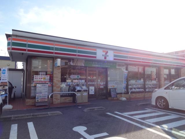 コンビ二:セブンイレブン 福岡和白東2丁目店 145m