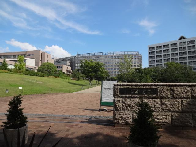 大学・短大:福岡工業大学 JR駅口 545m