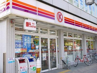 コンビ二:サークルK 烏丸寺ノ内店 399m