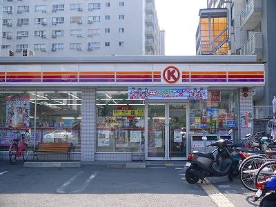 コンビ二:サークルK 堀川今出川店 276m