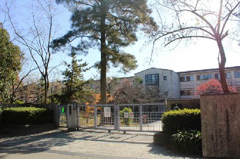中学校:西宮市立 中学校 甲陵中学校 1540m
