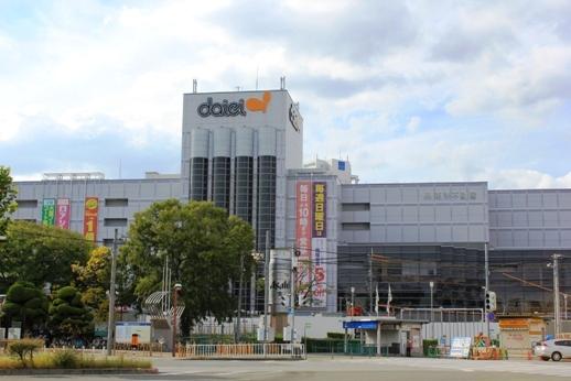 スーパー:ダイエー甲子園店 407m