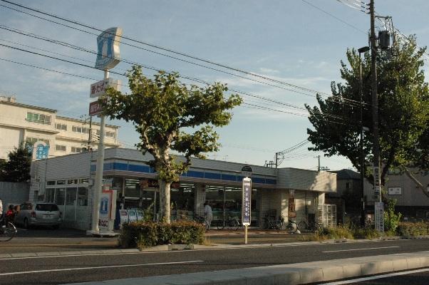 コンビ二:ローソン 甲子園五番町店 579m