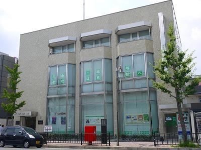 銀行:京都銀行 鞍馬口支店 647m