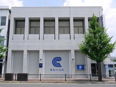 銀行:京都信用金庫鞍馬口支店 763m