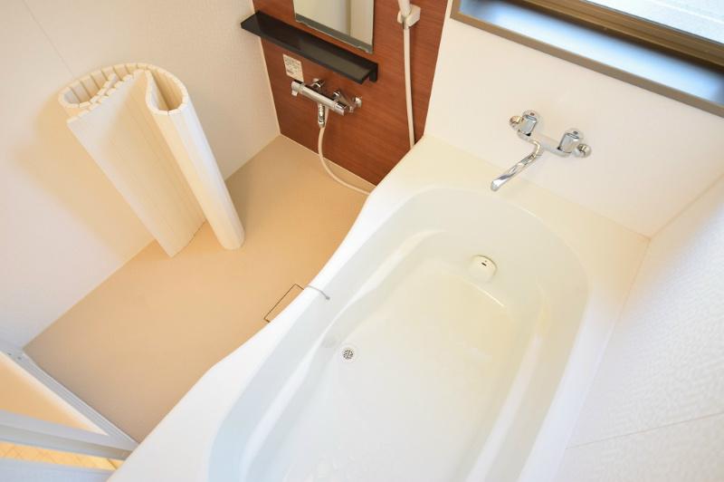 お風呂も浄水を使用