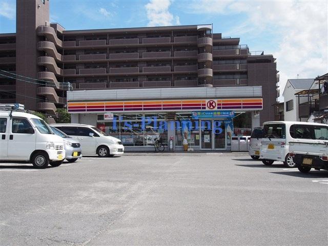 コンビ二:サークルK 宇治神明店 609m