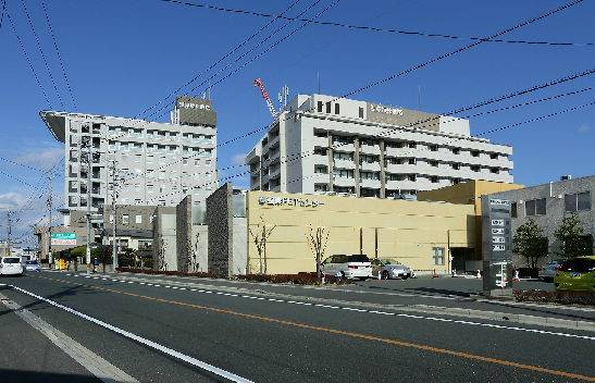 総合病院:聖隷浜松病院 2900m
