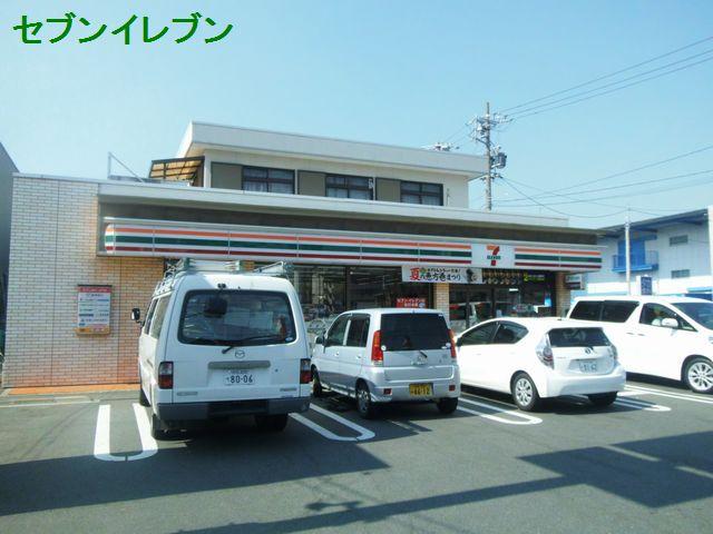 コンビ二:セブンイレブン浜松神立店 898m