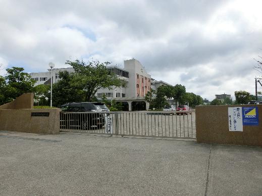 中学校:浜松市立佐鳴台中学校 938m