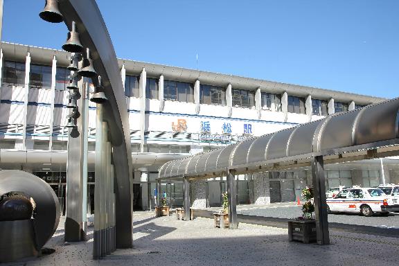 その他:JR浜松駅 1600m 近隣