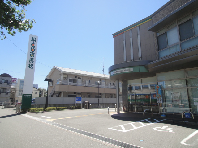 銀行:JAとぴあ浜松曳馬支店 412m