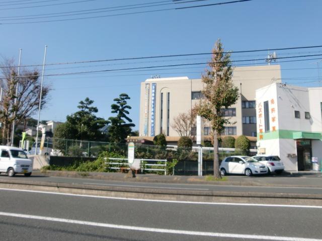 警察署・交番:浜松中央警察署 601m