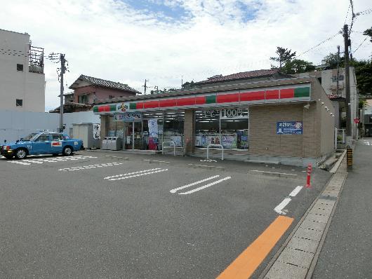 コンビ二:サンクス 浜松鴨江三丁目店 595m
