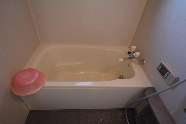 お風呂もキレイに使ってあり、そのままでも利用できます