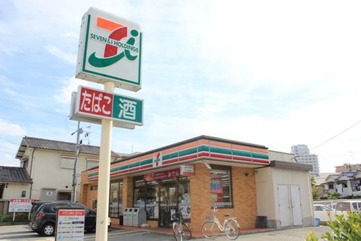 コンビ二:セブン-イレブン 甲子園浦風町店 334m