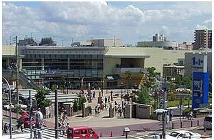 ショッピング施設:ららぽーと甲子園 1914m