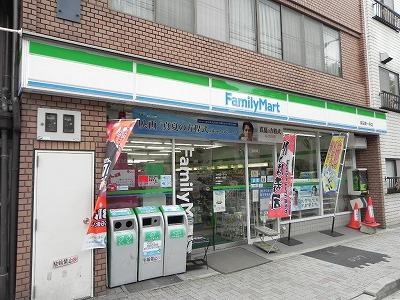 コンビ二:ファミリーマート 麻田東一条店 311m