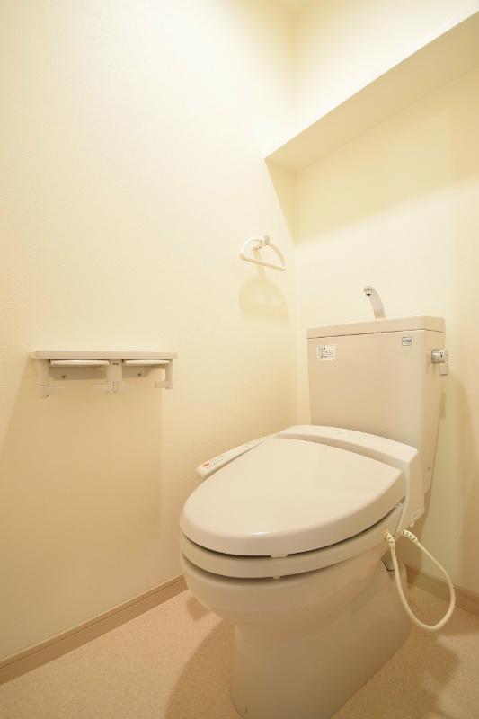 温水洗浄便座、トイレも浄水