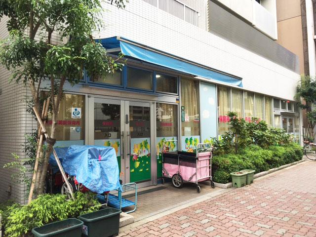 保育所:保育所まぁむ月島駅前園 231m