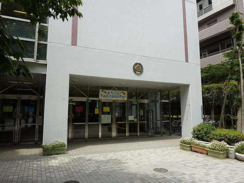 小学校:佃島小学校 690m