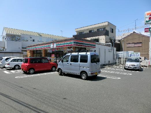 コンビ二:セブンイレブン 浜松高町店 311m
