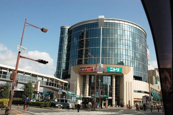 ショッピング施設:フレンテ西宮 608m