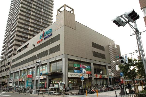 スーパー:グルメシティ 阪神西宮店 351m