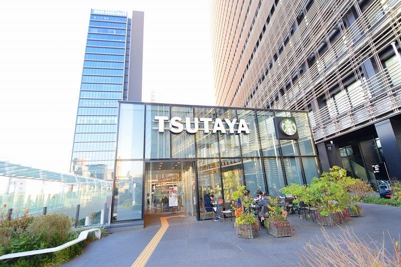 ショッピング施設:TSUTAYA大崎駅前店 399m 近隣