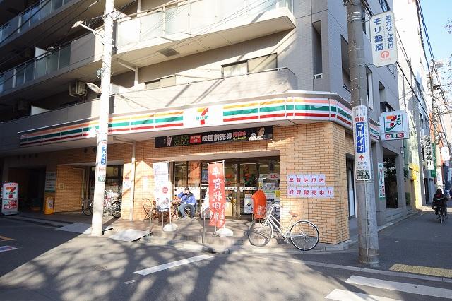 コンビ二:セブンイレブン 練馬中村北4丁目店 234m 近隣