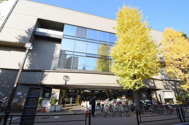 図書館:練馬区立貫井図書館 156m 近隣