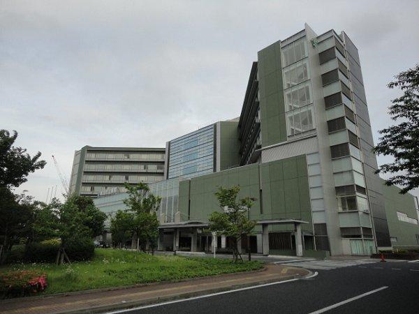 総合病院:市立病院 200m