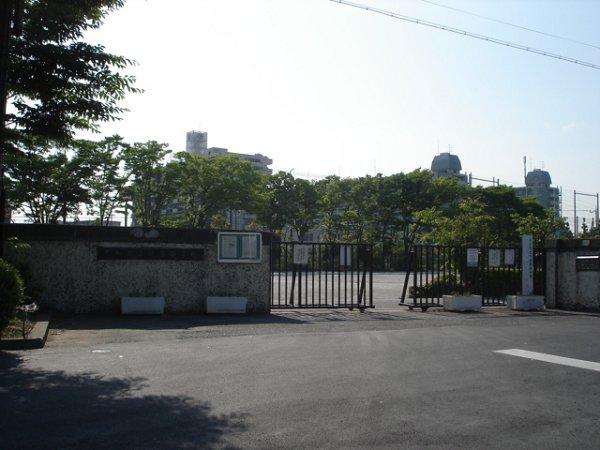 中学校:花栗中 500m