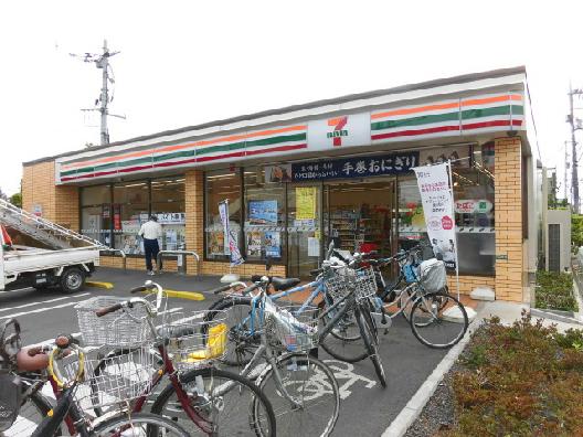 コンビ二:セブンイレブン 世田谷祖師谷5丁目店 605m