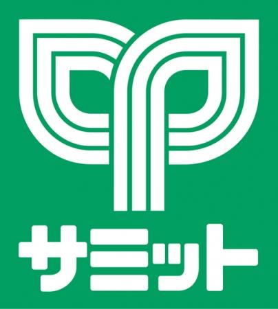 スーパー:サミットストア 砧環八通り店 514m