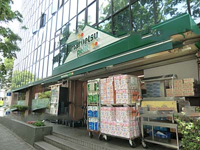 スーパー:マルエツプチ 西大井駅前店 721m