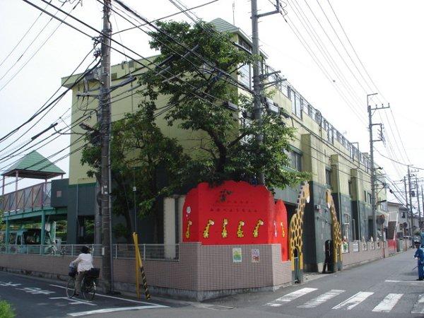 幼稚園:みのべ幼稚園 800m