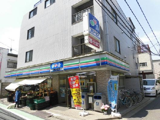 コンビ二:スリーエフ 世田谷船橋店 476m