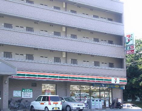 コンビ二:セブンイレブン 北九州総合病院前店 639m