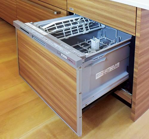 食器洗浄乾燥機は家事の時短に♪