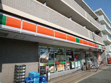 コンビ二:サンクス 吹田内本町店 390m